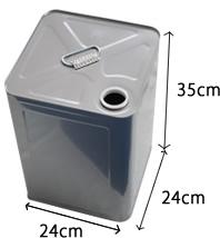 18リットル缶