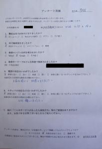 岡山市北区京橋にて本棚、ハンガーラックつきの木棚、かごチェスト×2の処分ご依頼のお客様の声