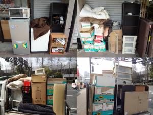 岡山市で冷蔵庫、洗濯機等の回収の渡邉様の画像
