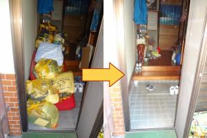 岡山市でソファーやおもちゃ等の回収のY様の画像