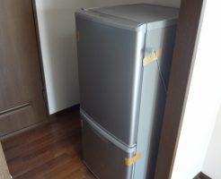 岡山市北区伊島町で冷蔵庫など軽トラ1台分程度の不用品処分 施工事例紹介