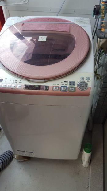 【岡山市北区】洗濯機の回収・処分ご依頼 お客様の声