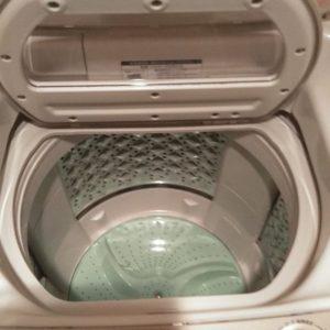 【岡山市北区】洗濯機のクリーニングのご依頼 お客様の声