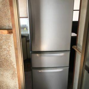 【岡山市北区】冷蔵庫1点の回収・処分 お客様の声