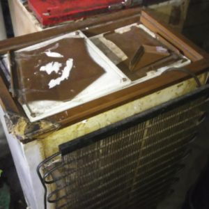 【岡山市北区】冷凍ストッカーの回収・処分 お客様の声