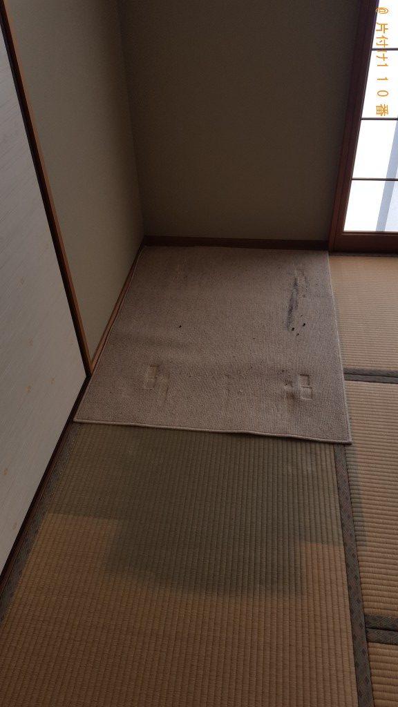 【倉敷市庄新町】マッサージチェアの回収・処分ご依頼 お客様の声