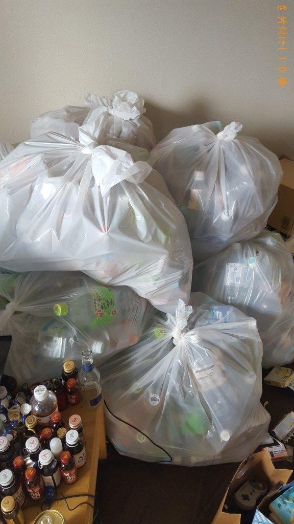 【里庄町】2tトラック1台程度の出張不用品の回収・処分ご依頼