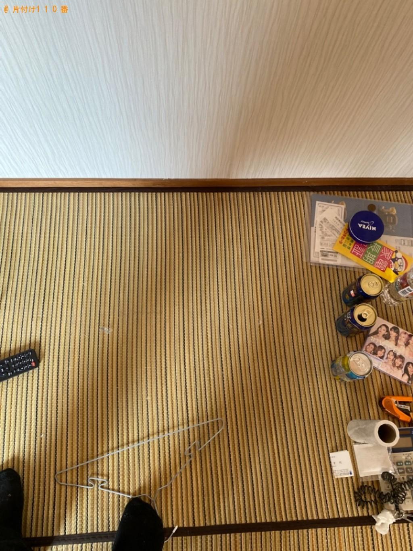 【倉敷市】冷蔵庫、シングルベッドマットレス、ソファー等の回収