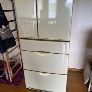 【岡山市北区】冷蔵庫の回収・処分ご依頼 お客様の声