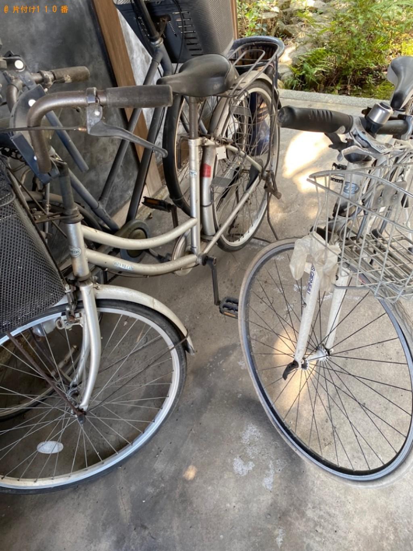 【倉敷市】自転車の回収・処分ご依頼 お客様の声
