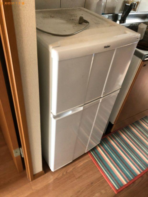 冷蔵庫、ウレタンマットレス、炊飯器等の回収・処分ご依頼