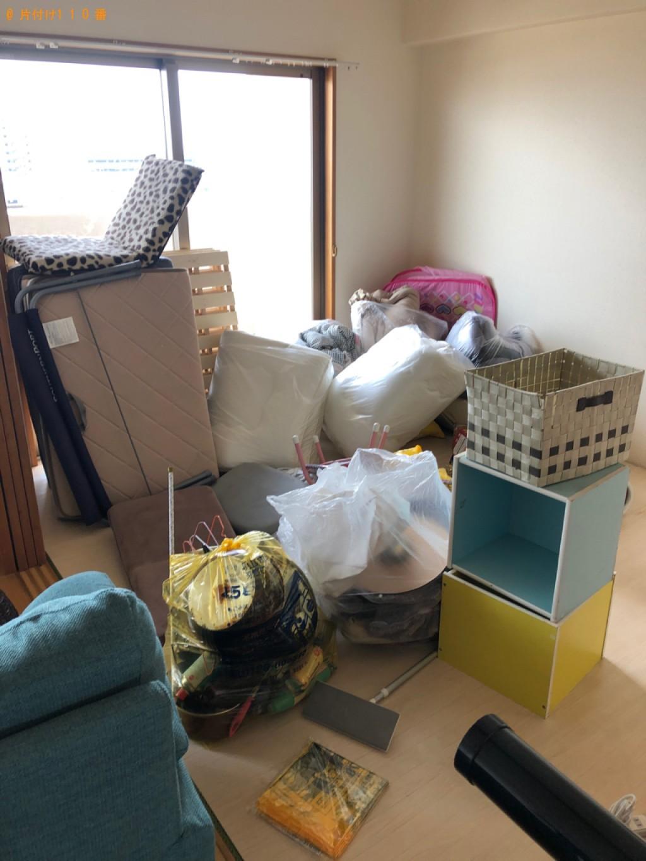 【真庭市】カーペット、ウレタンマットレス、ソファー等の回収