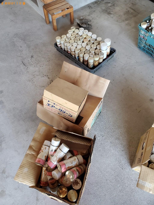 【岡山市北区】中身の入ったスプレー缶の回収・処分ご依頼