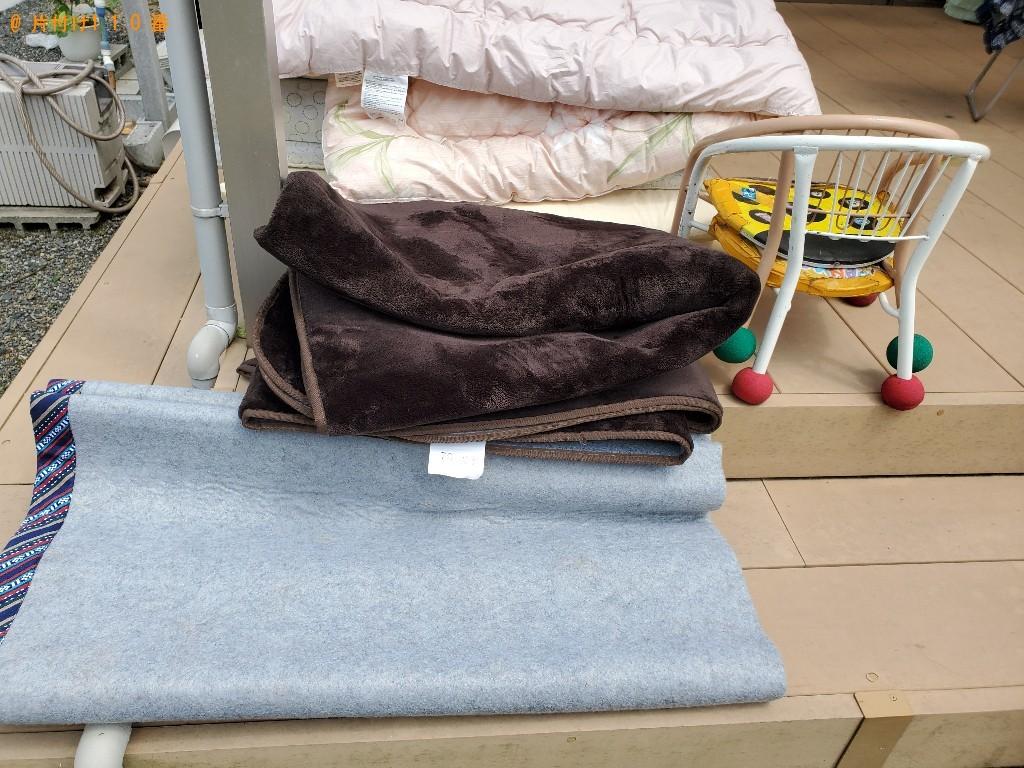 【岡山市】ウレタンマットレス、布団、椅子等の回収・処分ご依頼