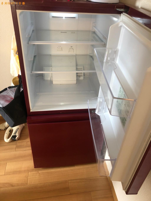 【美作市】冷蔵庫の中身の処分と清掃ご依頼 お客様の声