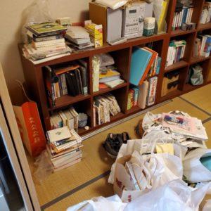 【岡山市北区】こたつ、本棚、ラック、レンジ台等の回収・処分ご依頼