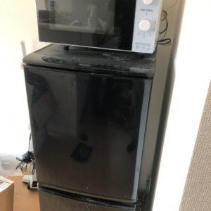 【岡山市中区】冷蔵庫、電子レンジ等の回収・処分ご依頼 お客様の声
