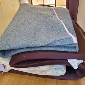 【岡山市中区】布団、枕、一般ごみの回収・処分ご依頼 お客様の声