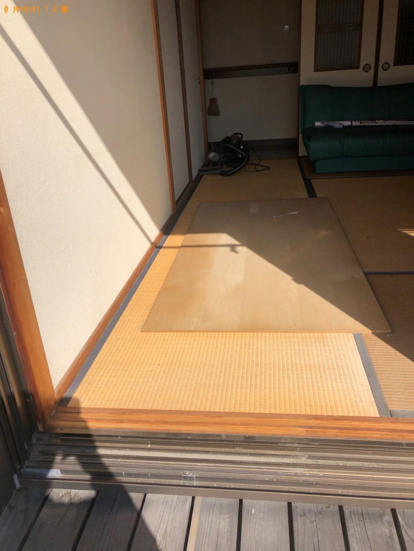 【岡山市東区】電動介護ベッドの回収・処分ご依頼 お客様の声