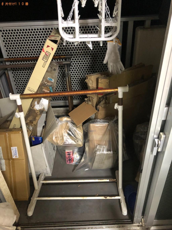 【倉敷市】軽トラック1台程度の出張不用品回収・処分ご依頼