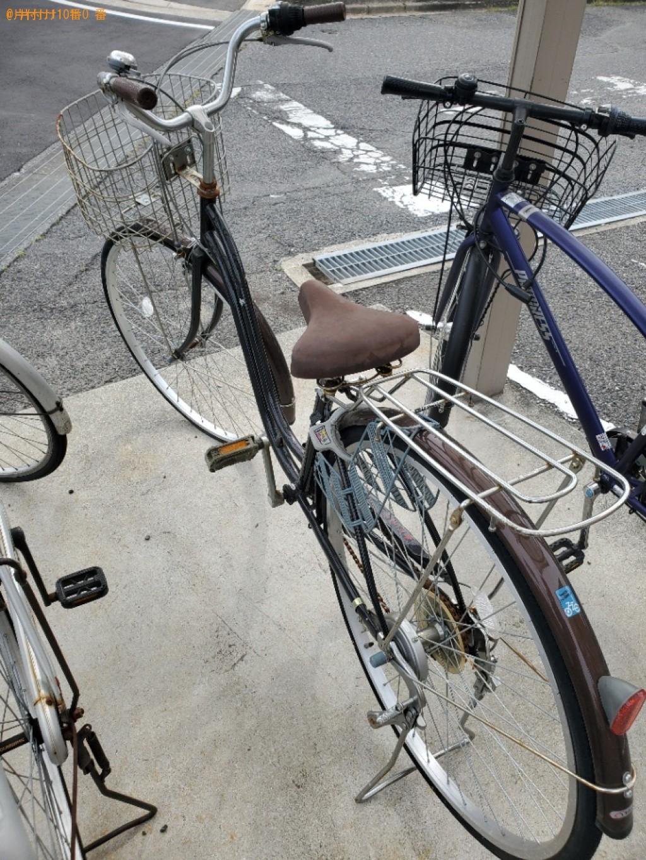 【玉野市】自転車の回収・処分ご依頼 お客様の声