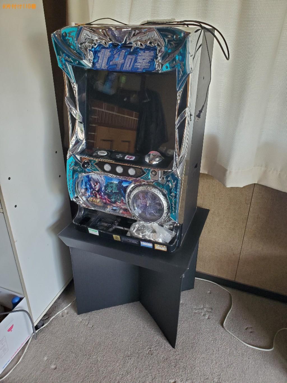 【岡山市北区】パチスロ機の回収・処分ご依頼 お客様の声