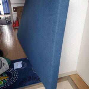 【岡山市中区】シングルベッドマットレスの回収・処分ご依頼