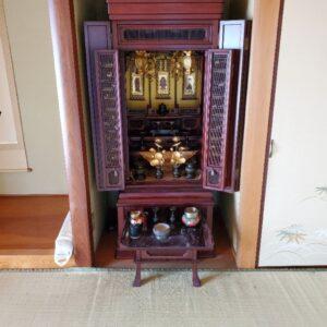 【岡山市南区】仏壇の回収・処分ご依頼 お客様の声